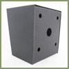 Emergency Access Box with Knox Lock Cutout