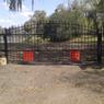 Estate Swing Slide Gate Front