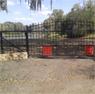 Estate Swing Slide Gate Full View