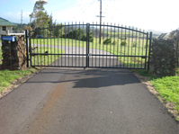 Estate Swing Dual Gate