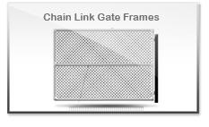 Chain Link Gate Frames