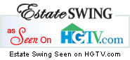 Estate Swing Seen on HGTV.com