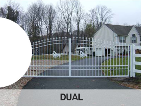 Dual Gate Option
