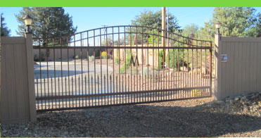 Sliding Driveway Doors Privacy Fence Driveway Gate The